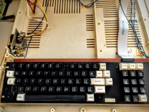 TRS-80 Keyboard has missing keys and bad connections