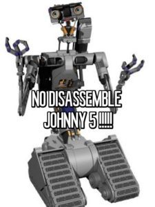 johnny5-disassemble